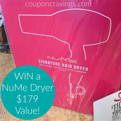 Nume Hair Dryer nume signature hair dryers only 59 announcing the