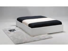 lit coffre avec sommier 224 lattes multiplis 140x190 cm