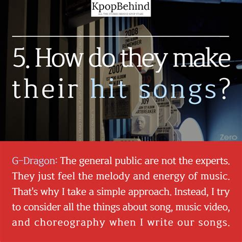 5 Things To Make You Curiouser And Curiouser About In by 7 Things You Were Curious About Bigbang Kpopbehind L All