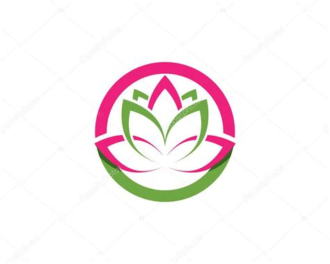 fiore loto stilizzato fiore di loto stilizzato vettoriali stock 169 elaelo 97418630