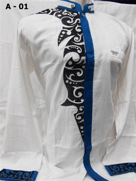 Baju Batik Koko 05 model baju pria 2014 holidays oo