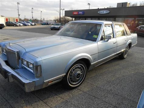 how do i learn about cars 1987 lincoln continental mark vii navigation system 1987 lincoln town car for sale carsforsale com
