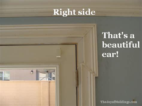 Colonial Door Casing by The Of Moulding Studio Design Gallery Best Design