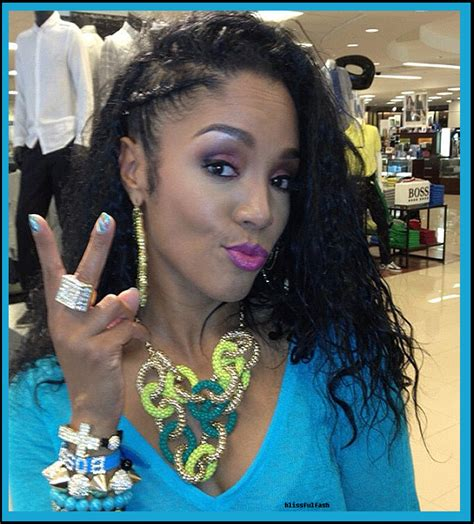 rasheeda short curly love and hip hop photos of rasheeda blissfulfash