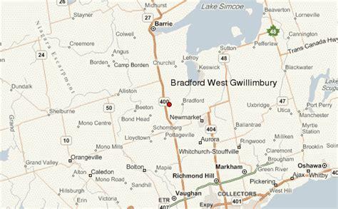 bradford west gwillimbury weather forecast