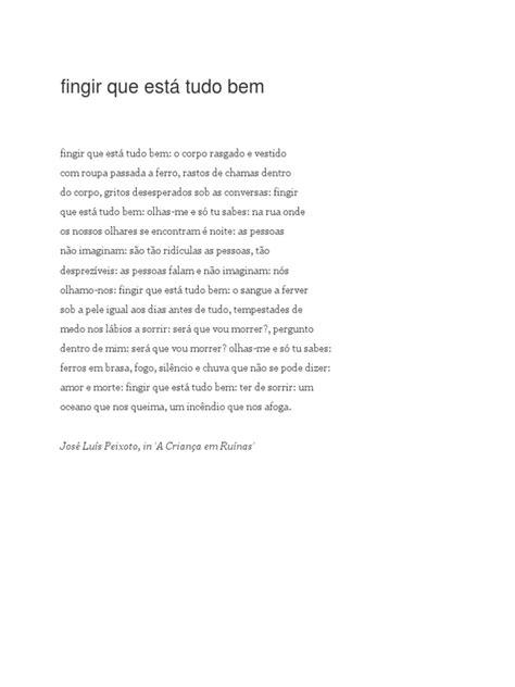 fingir que está tudo bem: José Luís Peixoto, in 'A Criança