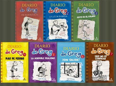 diario de greg un renacuajo diary of a wimpy kid gratis libro pdf descargar spanish diary of a wimpy kid el diario de greg hardcover set 1 7 by jeff kinney 9781933032528 ebay