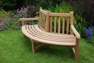 Quality teak tree benches