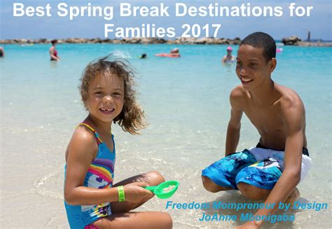 Best For Families - best destinations for families 2017