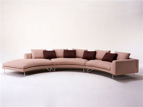rounded couches 25 best ideas about round sofa on pinterest oversized