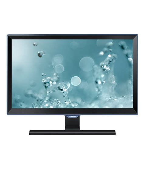 Monitor Led Samsung Hdmi samsung 21 5 inch ls22e390hs xl pls led monitor with hdmi port buy rs snapdeal