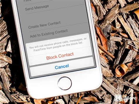 block phone calls facetime calls  messages
