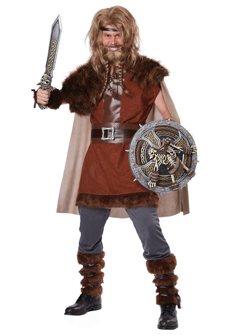 Small Home Decorations by Men S Mighty Viking Costume