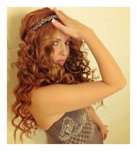 lambe hair lisa lambe modeling her new headband celtic woman