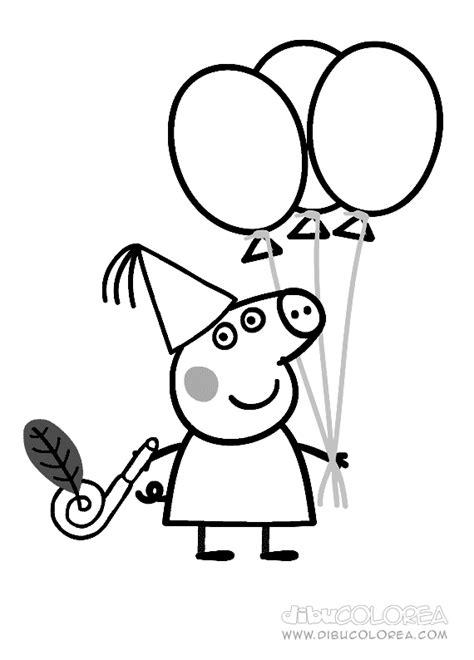 imagenes para pintar de peppa pig im 225 genes y dibujos de peppa pig para imprimir y colorear