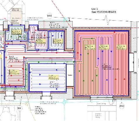ufh layout software floor screeding underfloor heating services