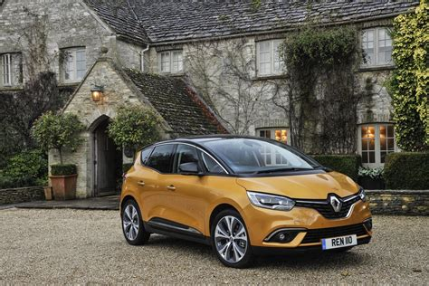 renault grand scenic renault scenic and grand scenic get hybrid assist diesel