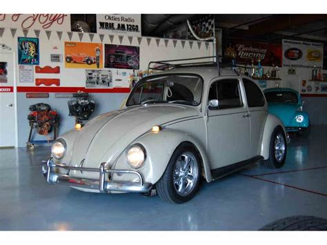 67 Volkswagen Beetle by 1967 Volkswagen Beetle For Sale Classiccars Cc 974254