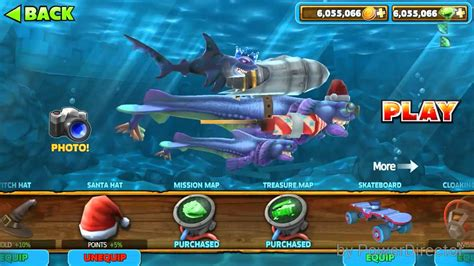download game hungry shark mod apk data hungry shark evolution mod apk download link youtube