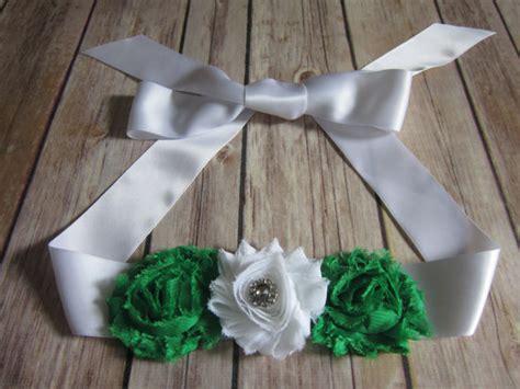 Pita Satin 1 Shabby 02 aliexpress buy vintage inspired bridal sash white greed shabby chiffon flower sash satin