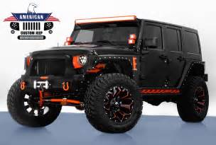 Customize Your Own Jeep Fallout Edition American Custom Jeep