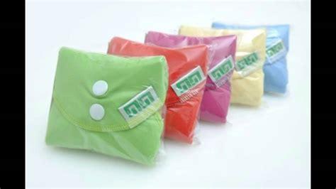 Pembalut Wanita Cuci Ulang Resya pembalut kain yang aman tidak berbahaya menspad pembalut kain cuci ulang wanita