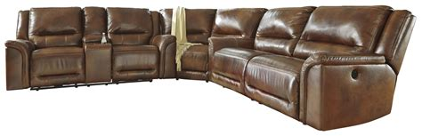 ashley power reclining sofa signature design by ashley jayron contemporary leather