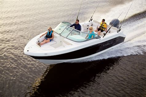 ski boat yacht new robalo r207 crossover fish ski for sale boats for