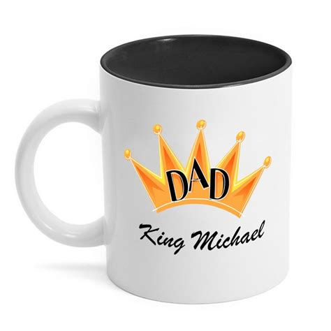 King Coffee by King Daddio Coffee Mug
