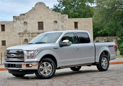 future ford f150 future ford 2015 f 150 revealed trailerlife com