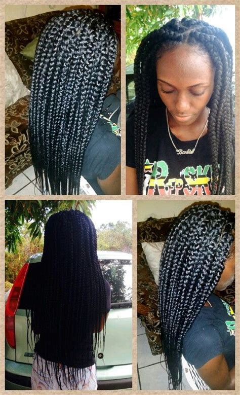 box braids lengths pinterest the world s catalog of ideas