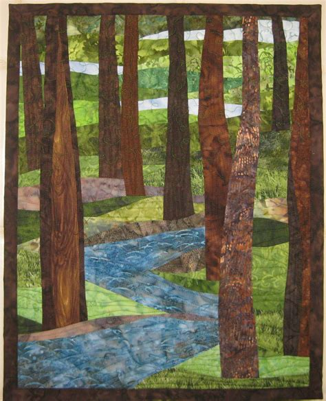 Landscape Quilt by Landscapes Quilts Gallery Quilts By