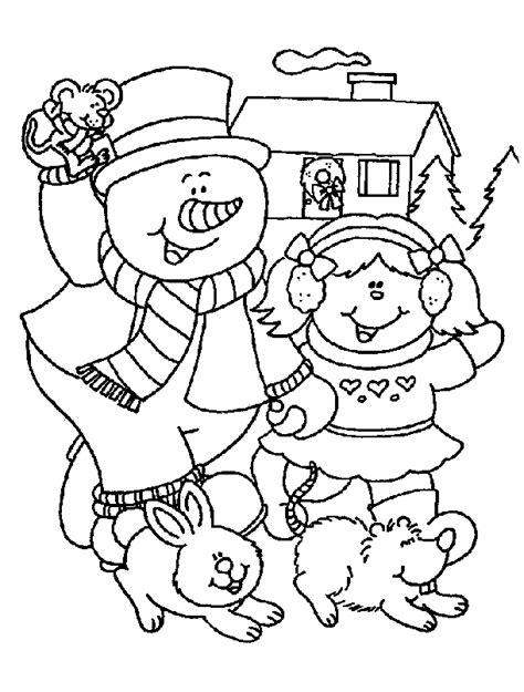 imagenes para pintar vacaciones invierno dibujos de invierno para colorear y pintar 174 chiquipedia