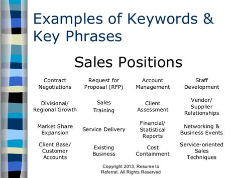 Customer Service Resume Keywords How To Maximize Keywords In Your Resume