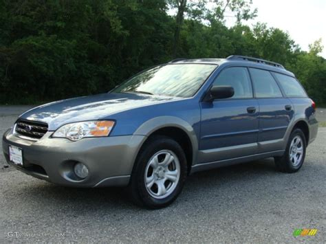 blue subaru outback 2007 image gallery 2007 outback