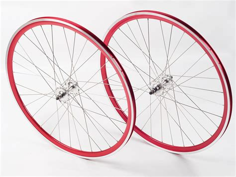 deep section wheels shroom deep section wheel set silver red black gold and