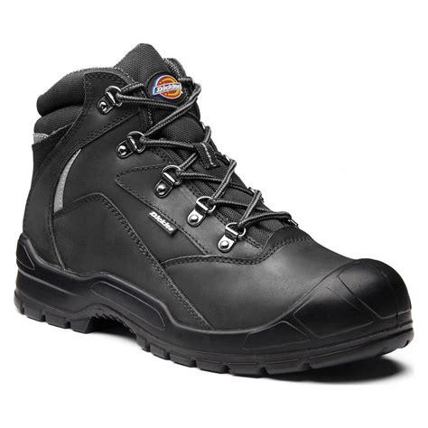 Chaussures De Sécurité Hommes Chaussures De S 233 Curit 233 Montantes Dickies Davant Ii S3 Src