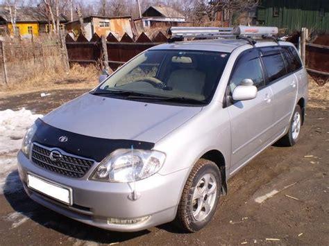 2001 Toyota Corolla Problems 2001 Toyota Corolla Fielder Pictures