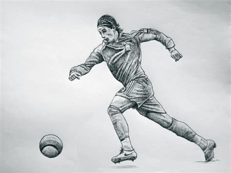 epl draw drawings of torres rooney and adebayor world soccer talk