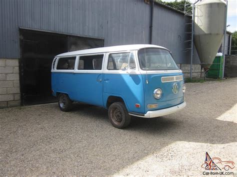 volkswagen microbus 1970 vw bus 1970 lhd t2 project very straight from dry state l