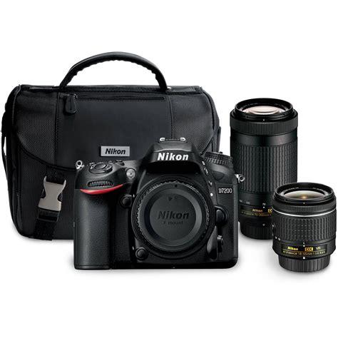 best 70 300mm lens nikon d7200 dslr with 18 55mm and 70 300mm lenses 13533