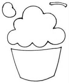 free printable cupcake birthday classroom decoration