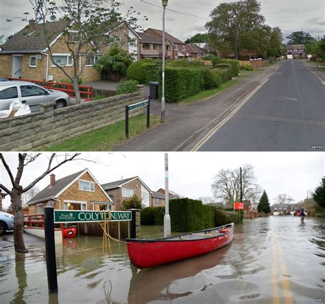 thames river before and after uk floods before and after images along the thames bbc news