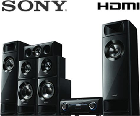 sony ht   channel  rms muteki home theatre