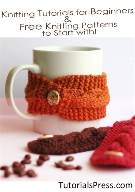 tutorial knitting beginners knitting tutorials for beginners and free knitting