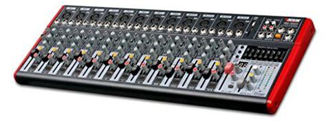 Equalizer Mixer Mc Audio 4 Channel Untra Slim Mixer Wf 4g Usb 1 coolest 23 studio recording audio monitors earphones top