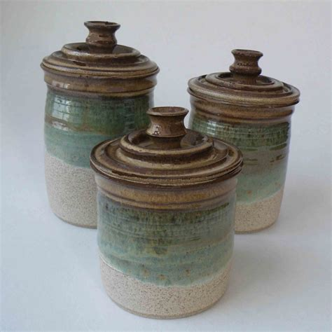 ceramic kitchen canister set 96 best images about canisters on pinterest vintage