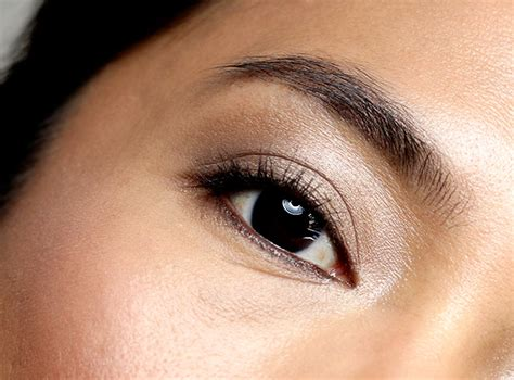 eyeshadow tutorial benefit bene babes who like stripped down looks will luv it up