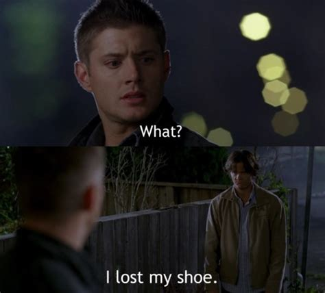 i lost my i lost my shoe ackles photo 31680931 fanpop