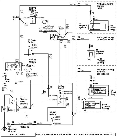 Alarm System Jd 01 Deere 140 Wiring Diagram Wiring Diagram And Schematics
